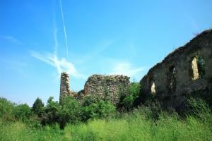 Castelul Bocskai din Aghiresu
