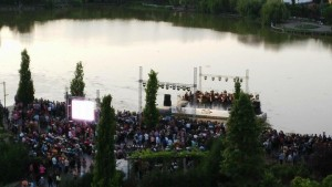 Iulius Parc spectacol