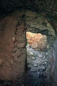 piatra Castelul Bocskai din Aghiresu