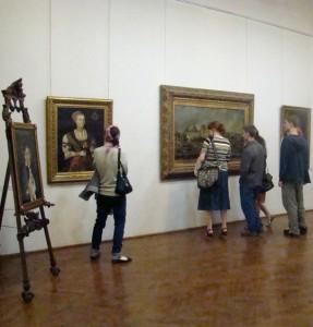 tablouri Muzeul de Arta