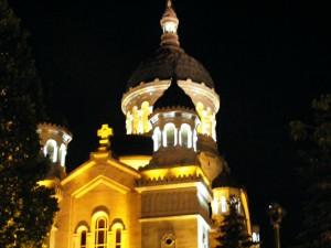 Catedrala Ortodoxa Noaptea