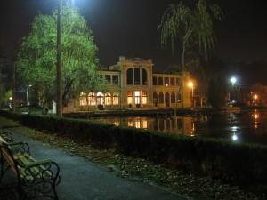 Mandru ca sun Clujean parcul central