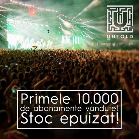 10.000 Stoc_epuizat_UNTOLD