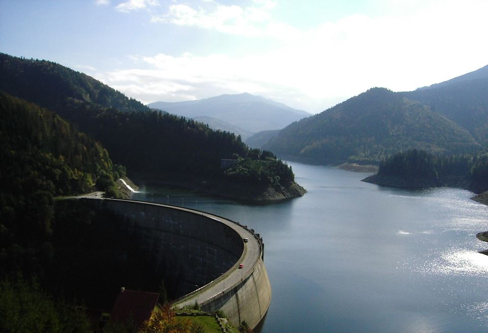 Barajul Dragan 1