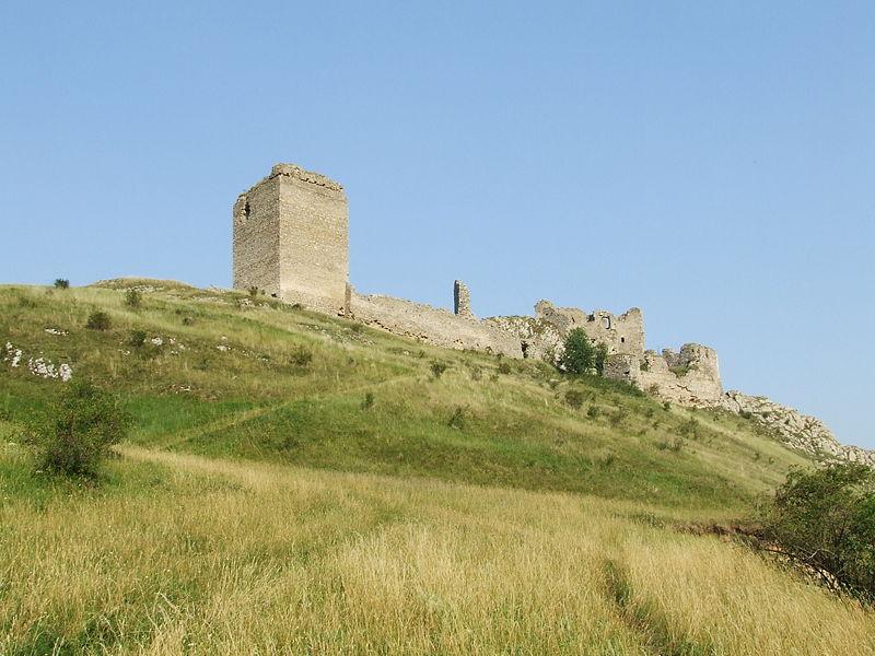 Cetatea Trascaului si Povestea EI