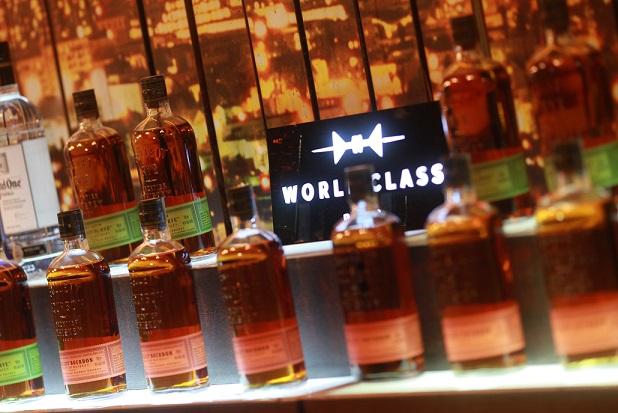 Diageo World Class 1
