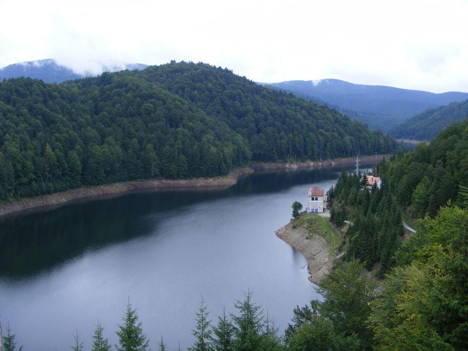 Lacul de acumulare Dragan