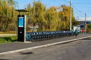 bike sharing cluj