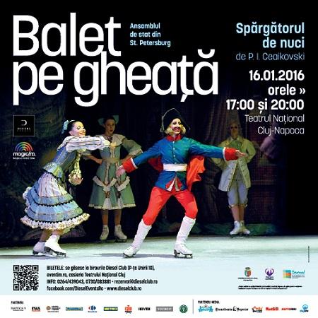 Balet pe gheata - Spărgătorul de Nuci