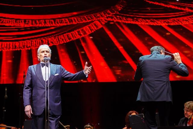 Jose Carreras concert Cluj