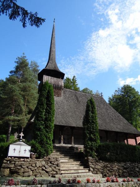 Manastirea Nasterea Maicii Domnului Ckiucea