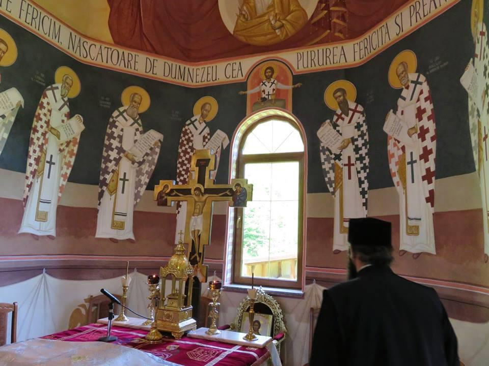 Manastirea Sfantul Prooroc Ilie Tesviteanul