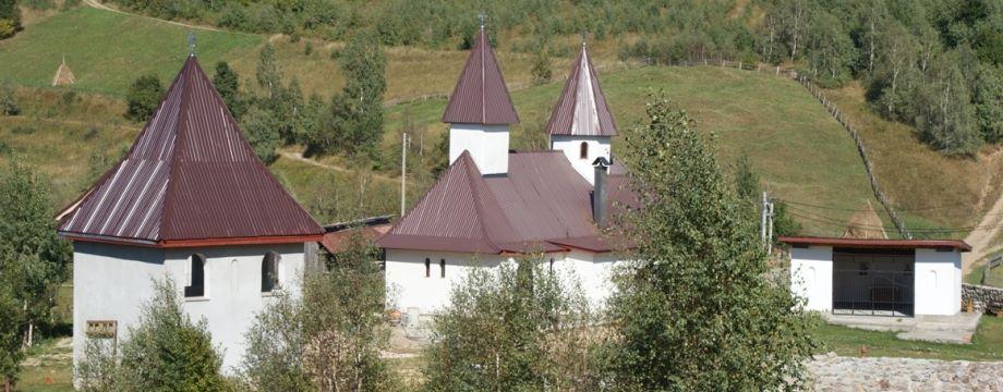 Manastirea Inaltarea Domnului