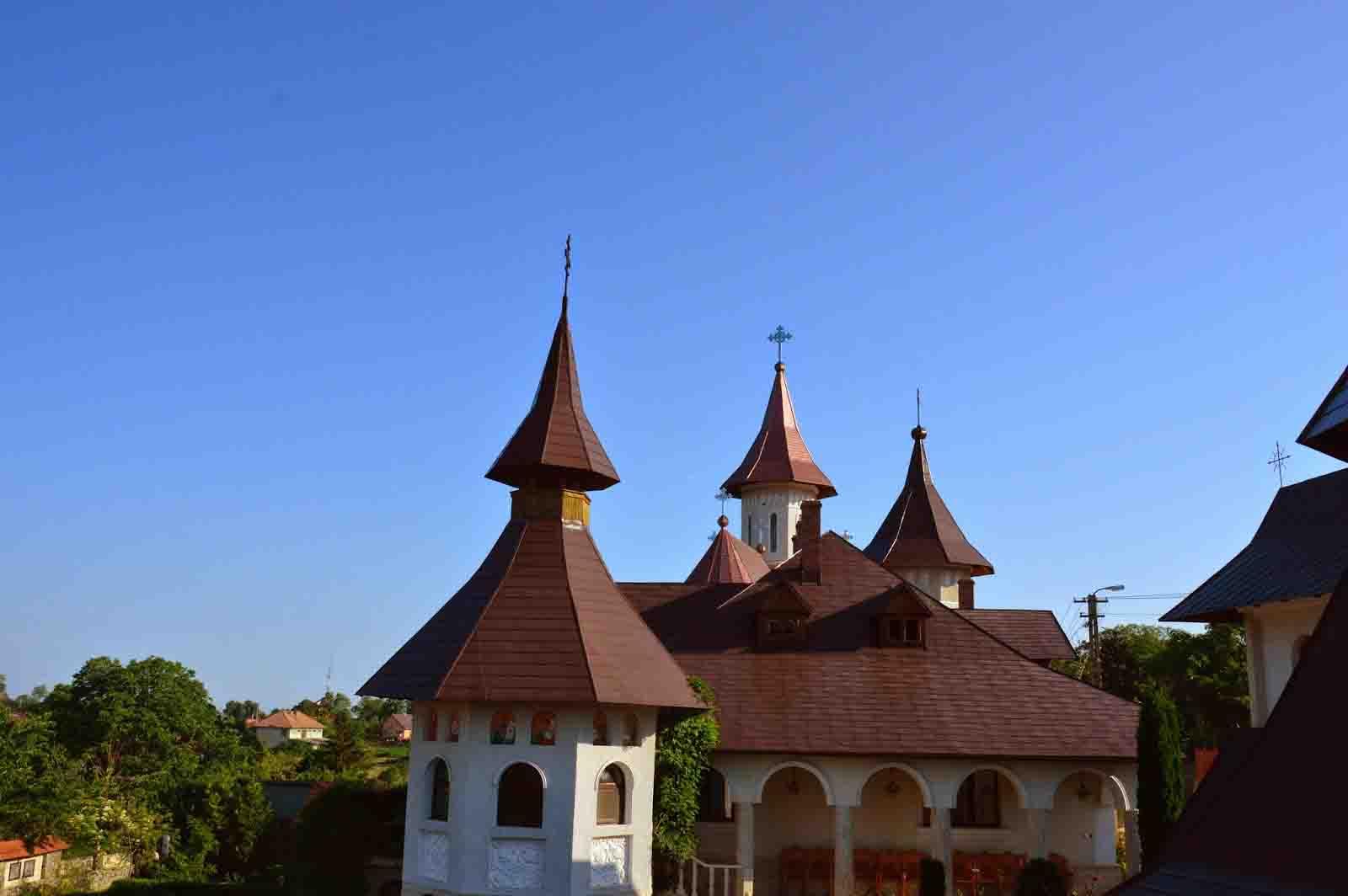 Manastirea Sfanta Troita  din Feleacu