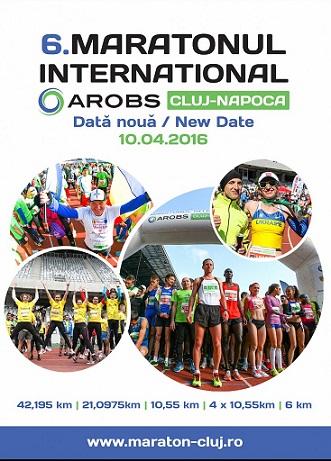 Maratonul Internațional Cluj-Napoca 2016