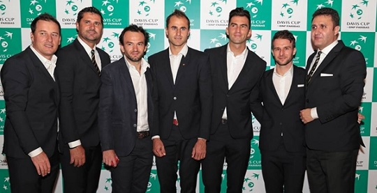 Cupa Davis România - Spania