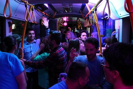 Petrecere in Tramvai (5)