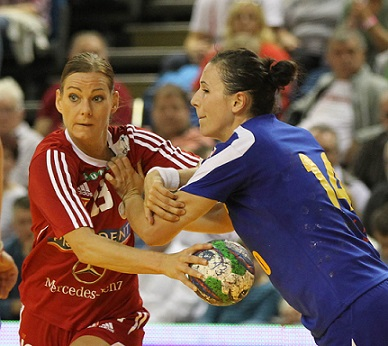 poza Ungaria handball