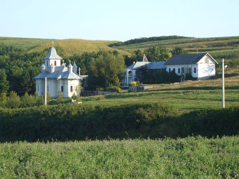 Manastirea Soporu de Campie