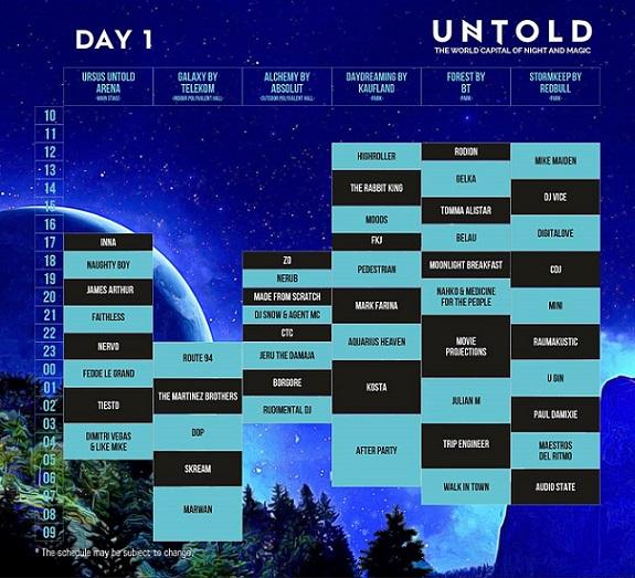 untold 2016 day 1