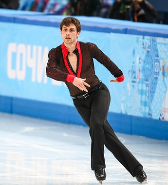 Brian JOUBERT - KINGS ON ICE