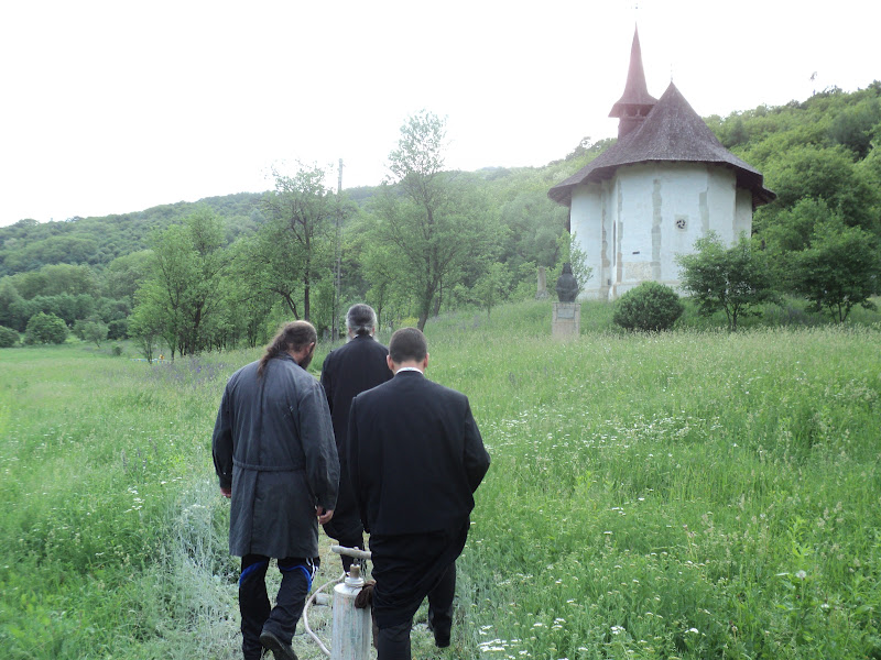 Manastirea Sfantul Stefan Voda vad