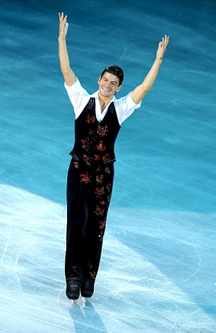 Stephane Lambiel - KINGS ON ICE